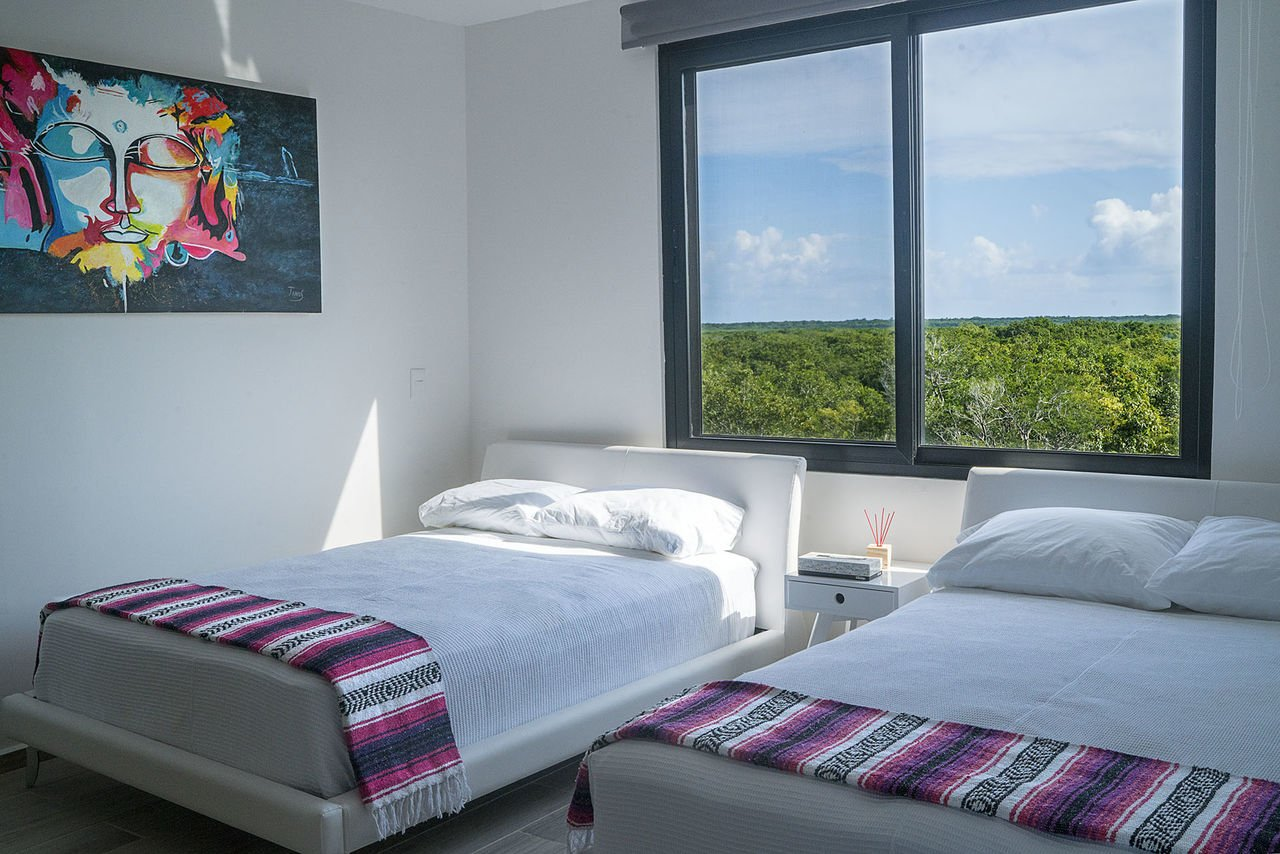 Apartment Mun Tulum     Leisure 2BDR Penthouse with Own Rooftop photo 20243940