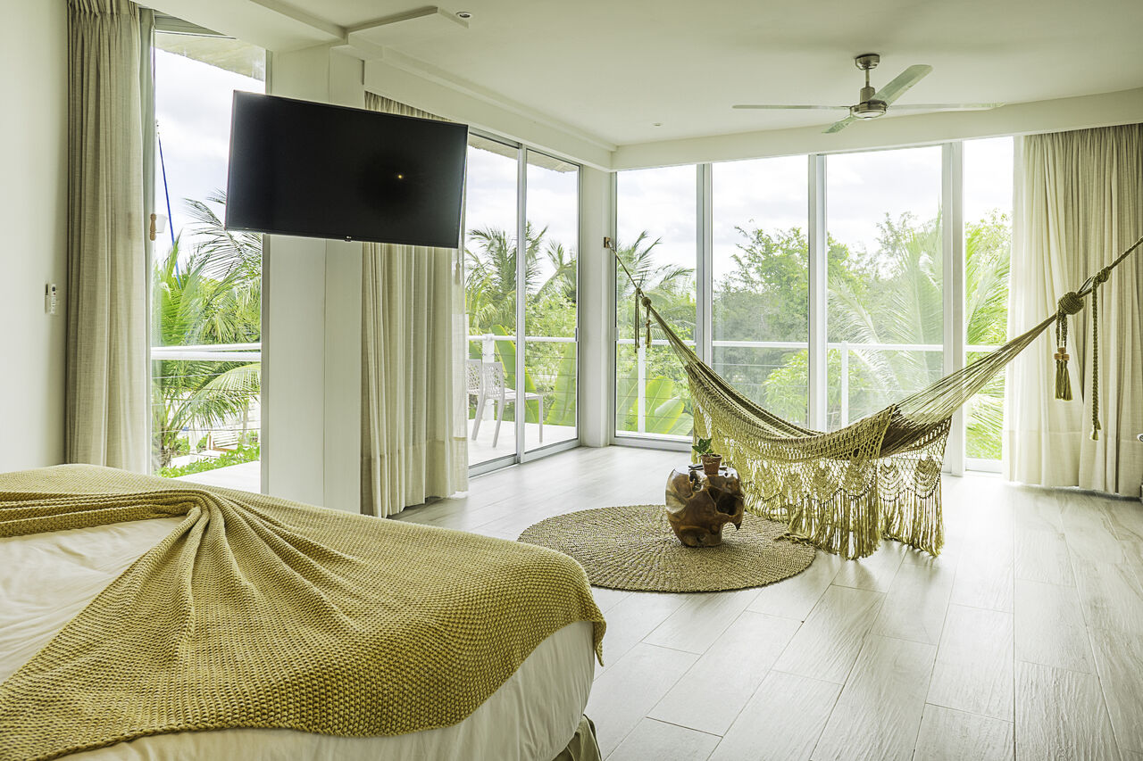 Apartment Villa 34     Luxury Jungle 2BD Villa     Private Pool   Garden photo 24803640