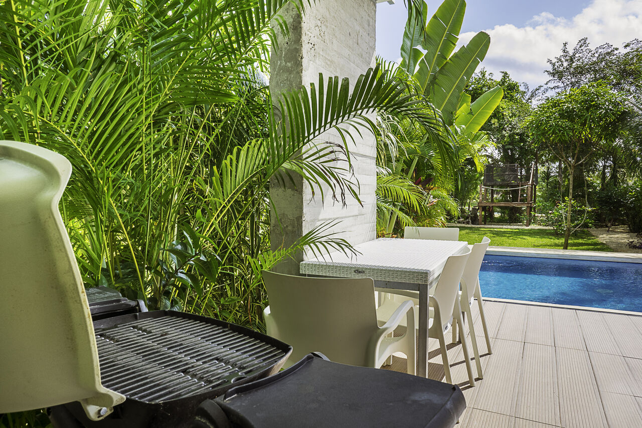 Apartment Villa 34     Luxury Jungle 2BD Villa     Private Pool   Garden photo 24803647