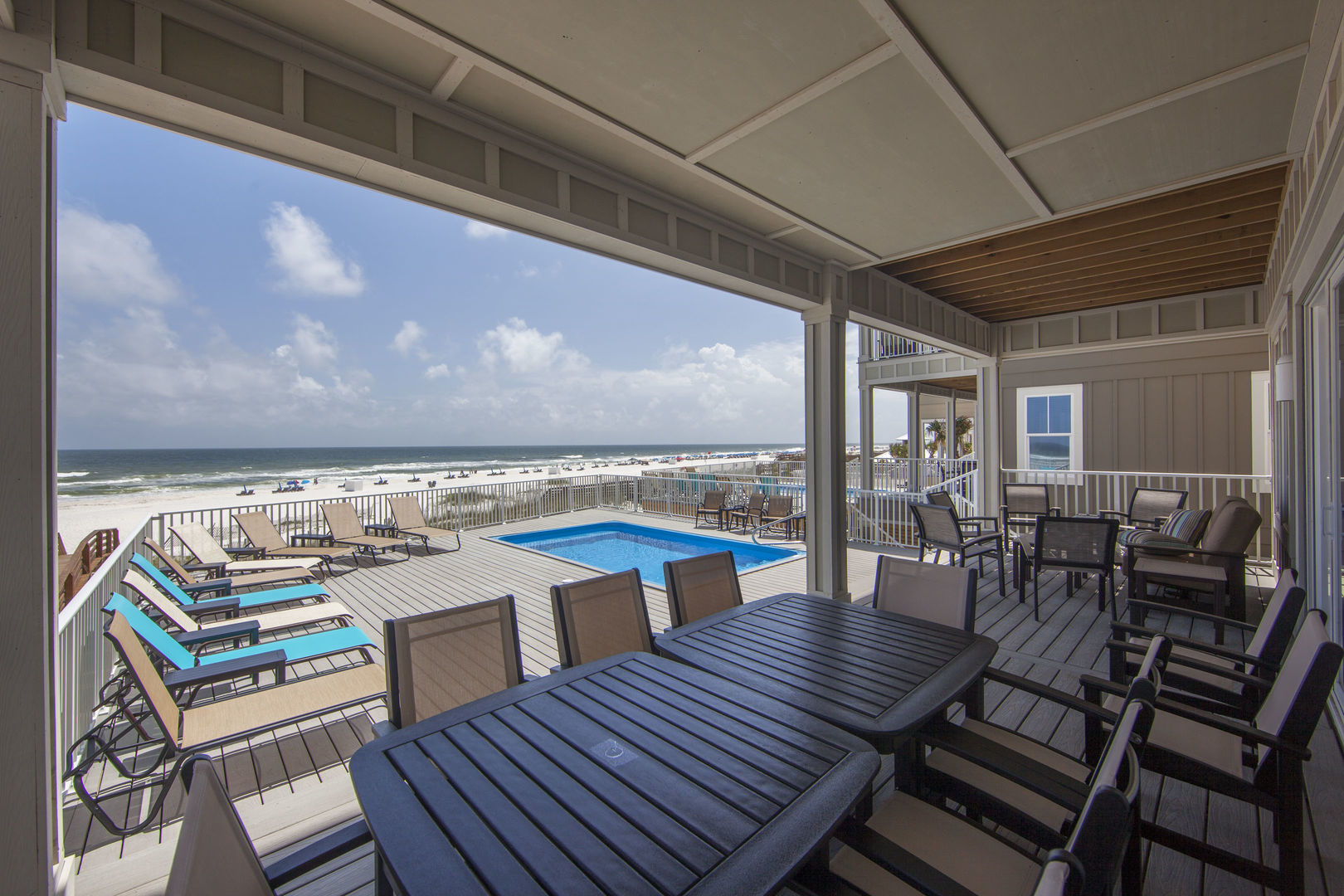 Bama Beach Houses: The Emerald at the Cottages at Romar in Orange