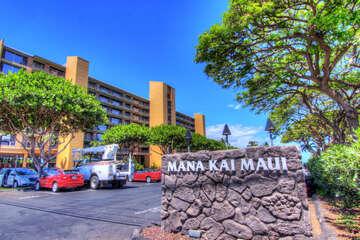 Mana Kai entrance