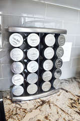 Full spice rack to make it