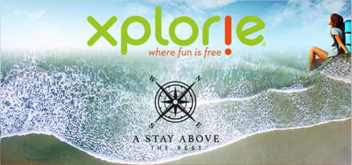 Take advantage of a free ticket to each activity each day! Totally free to you as a thank you for choosing A Stay Above The Rest!