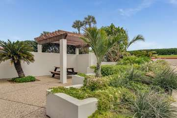 The beautiful Casa Del Mar complex! Conveniently located right in the middle of the action within walking distance to so much and easy beach access right in front!