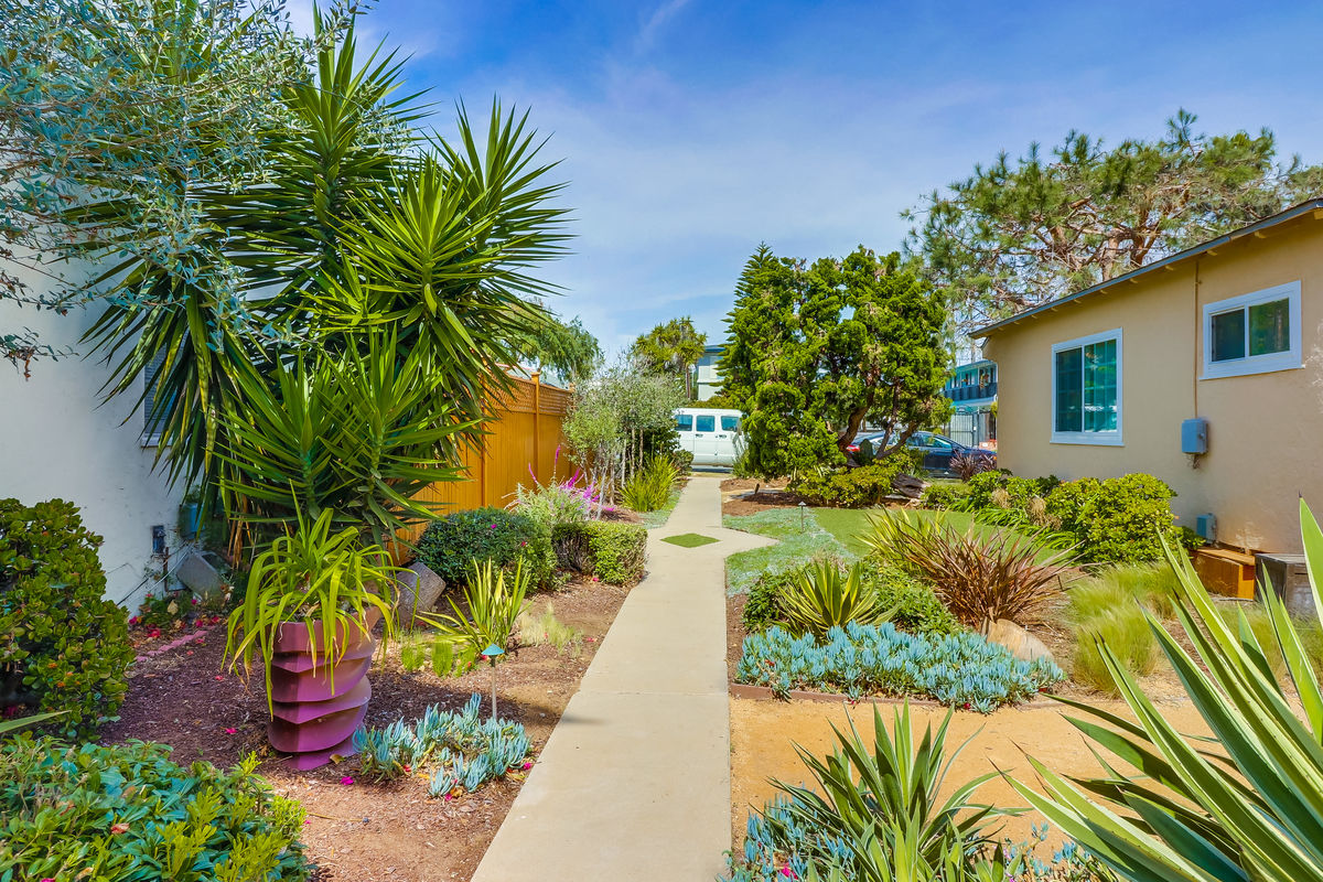 La Jolla Vacation Rentals Ca Smith S Cottage By The Beach