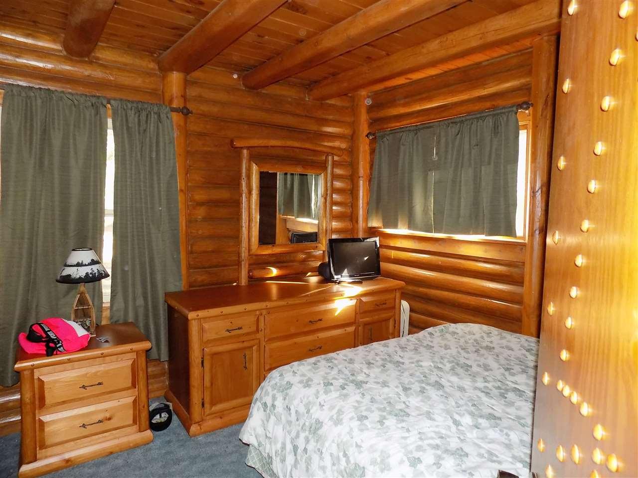 Main Cabin--Bedroom #1