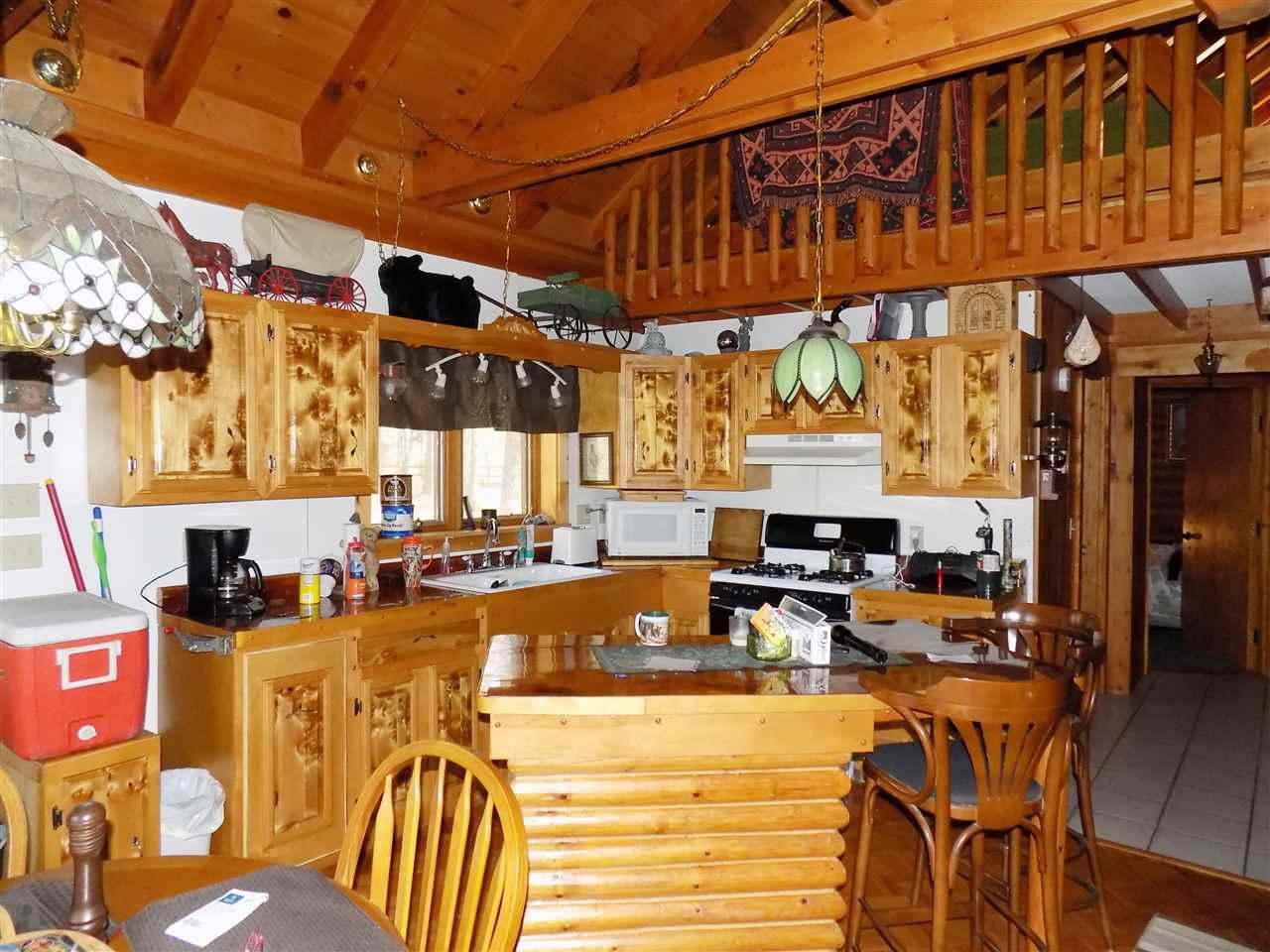Main Cabin--Kitchen