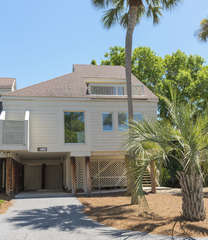 Exterior view of this Spinnaker Beach property.