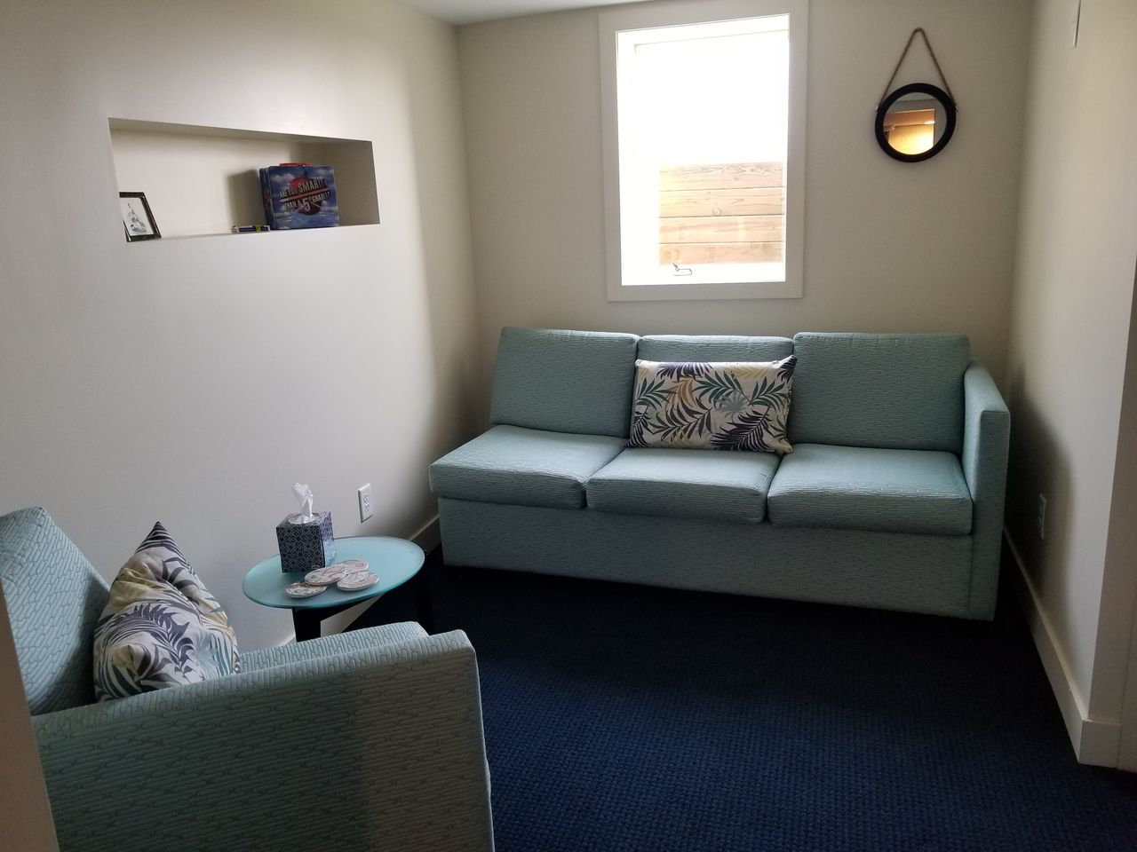 Sleeper sofa on lower level if needed!