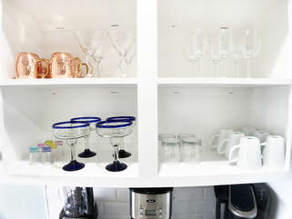 Tons of drinkware to suit any hour of the day!