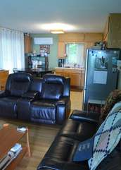 Upstairs Living Area - Electric Recliners