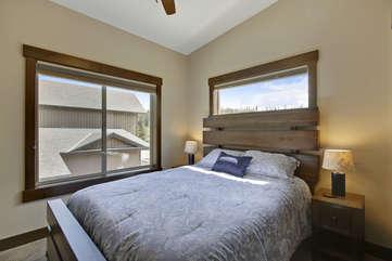 Third bedrom suite