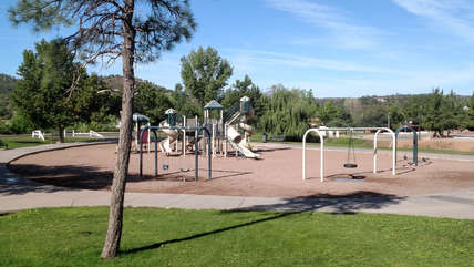 Green Valley Park has expansive lawns, a well stocked lake for fishing, a summer concert series, July 4th and Memorial Day celebrations, picnic pavilions and more