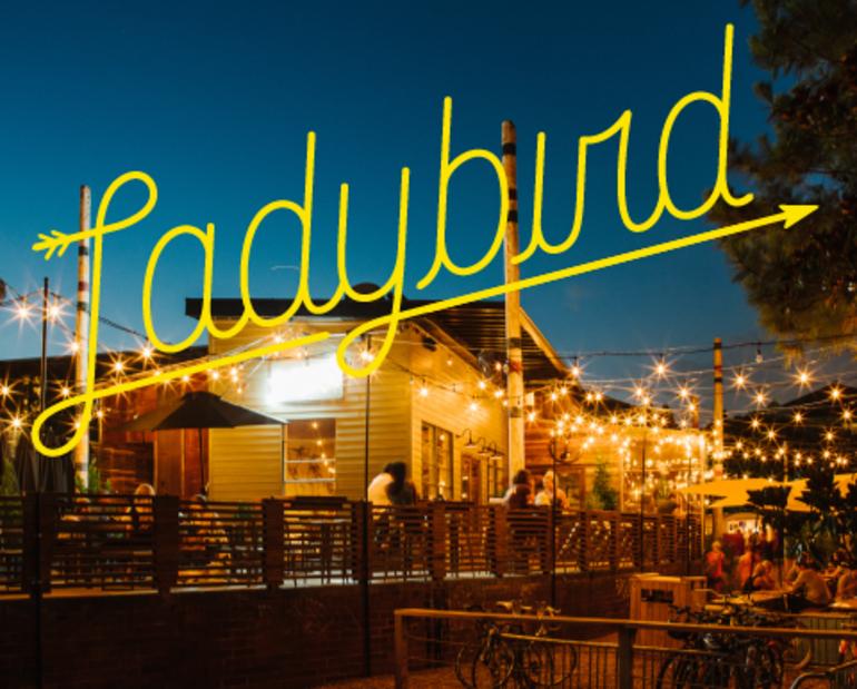 Ladybird Grove and Mess hall