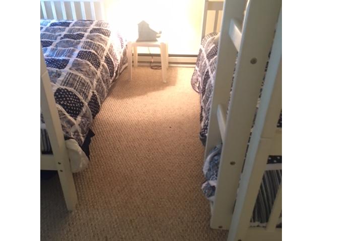 3rd Bedroom, 2 Bunks