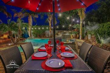 Plenty of table settings for your event