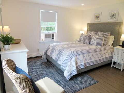 Master Bedroom with a Queen bed - 162 Owl Pond Brewster Cape Cod - New England Vacation Rentals