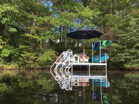 Beautiful and serene - a perfect spot to relax!! 162 Owl Pond Brewster Cape Cod - New England Vacation Rentals