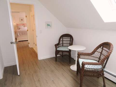 Cross the hallway into Bedroom 4 on the 2nd floor - 162 Owl Pond Brewster Cape Cod - New England Vacation Rentals