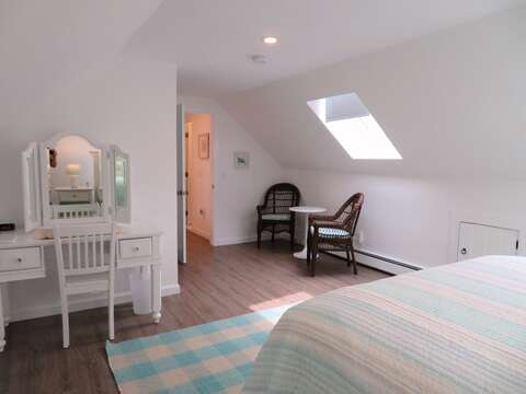 Bedroom 4 also has a sitting area - 162 Owl Pond Brewster Cape Cod - New England Vacation Rentals