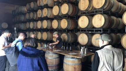 Meet winemakers, sample rare vintages, slow down and experience the good life