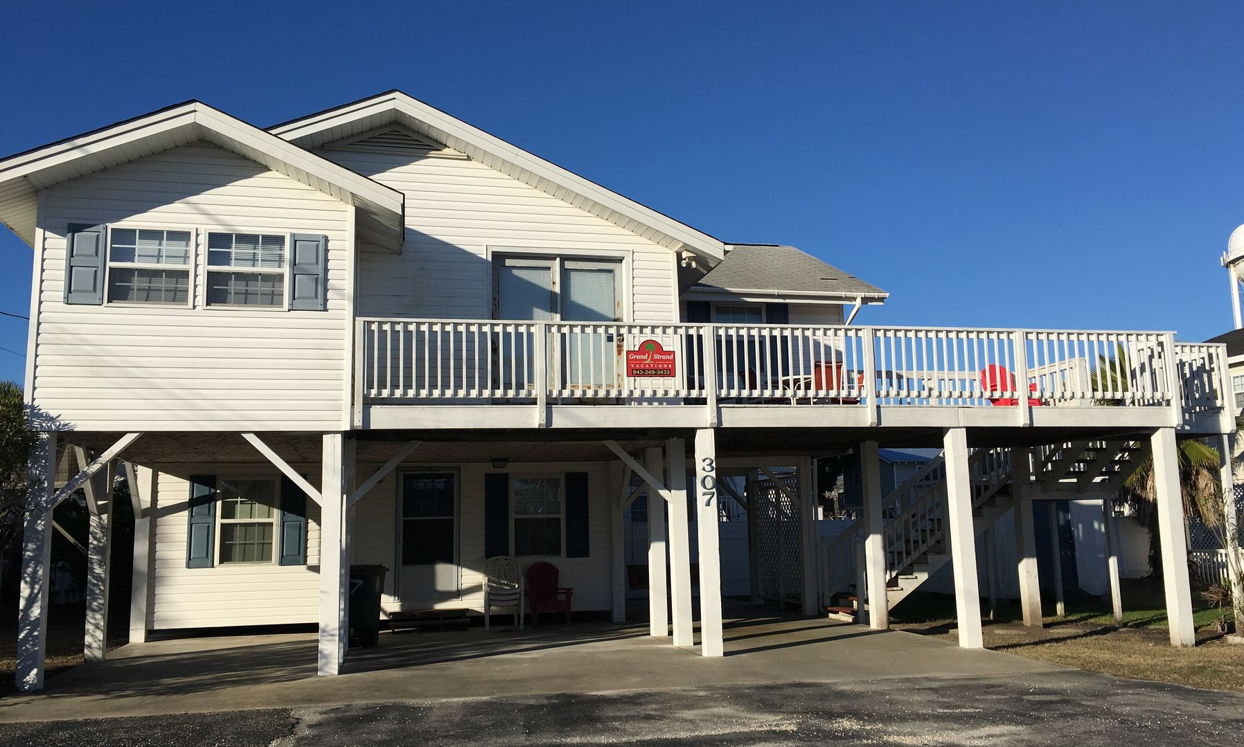 Brilliant Jj Beach House Cherry Grove Interior Home Grand Strand Best Image Libraries Weasiibadanjobscom