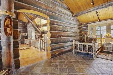 Large bonus room area