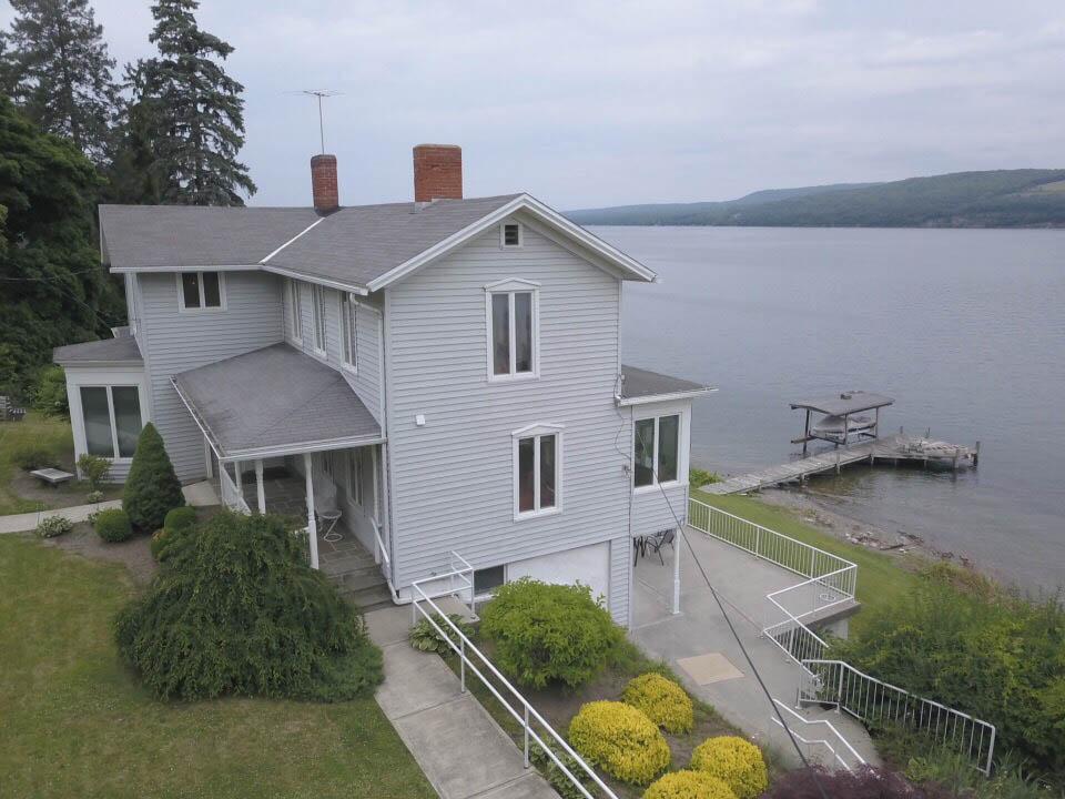 Awe Inspiring Dean Lake House Finger Lakes Properties Download Free Architecture Designs Scobabritishbridgeorg