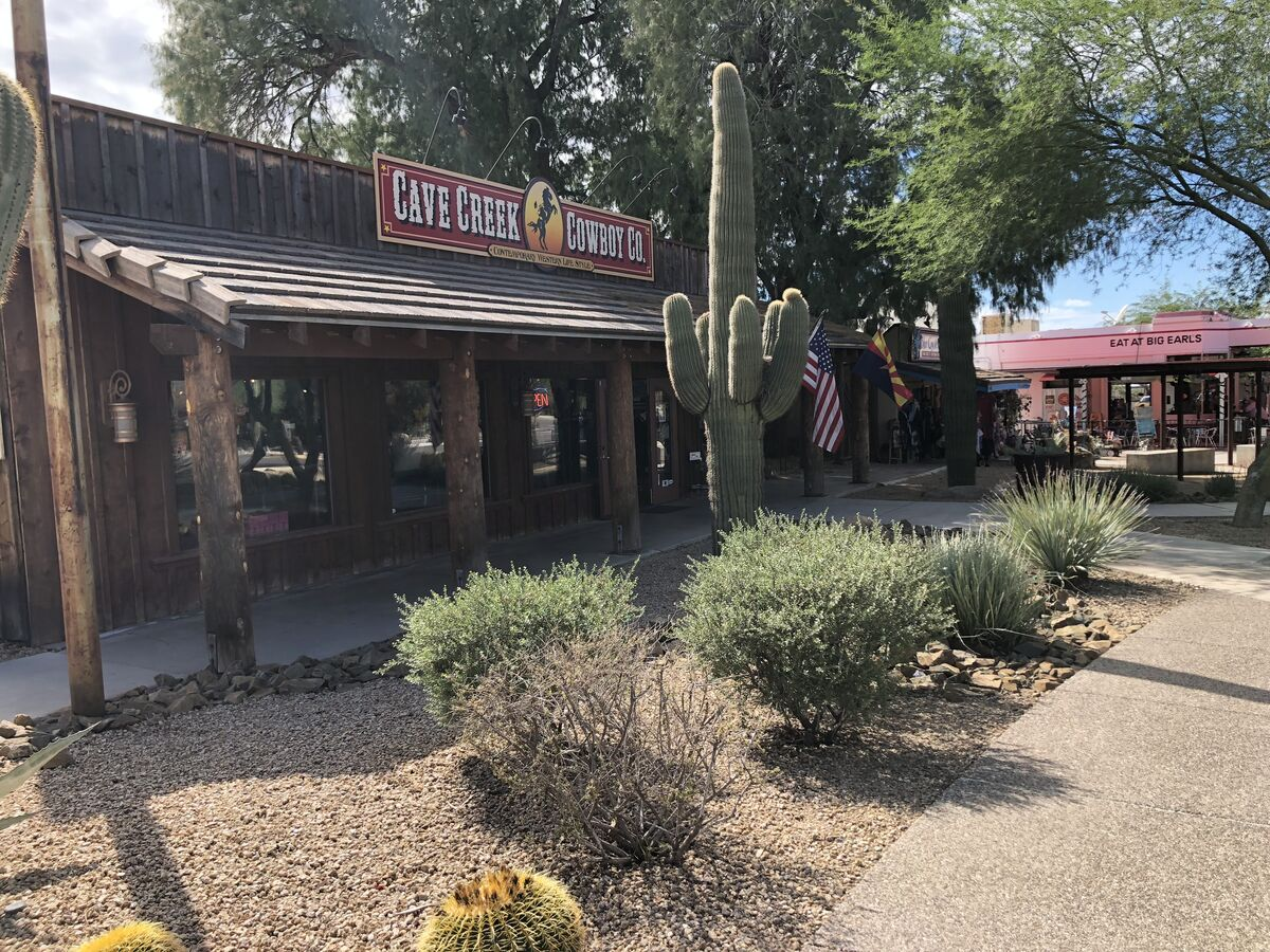 Cave Creek Attractions (Walking Distance) To Home