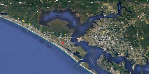 Located in the quiet neighborhoods of Thomas Drive (East PCB)
