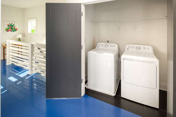 2nd Floor Laundry