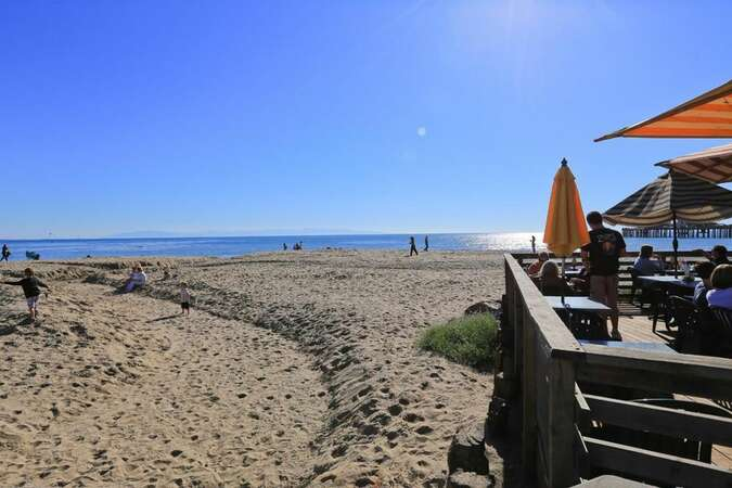 Capitola Beach - only 250 ft away!