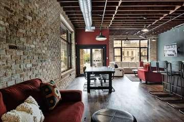 Brazos Loft | Relaxing Area