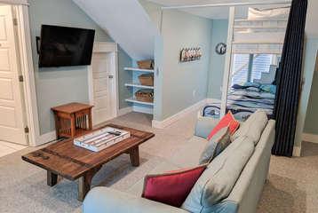 2nd Floor Kids Bedroom & Play Space