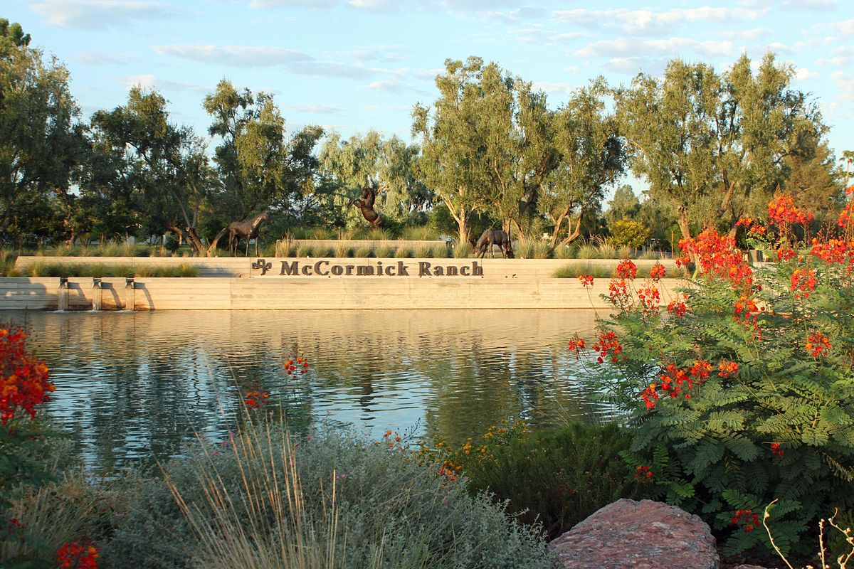 Great location in McCormick Ranch