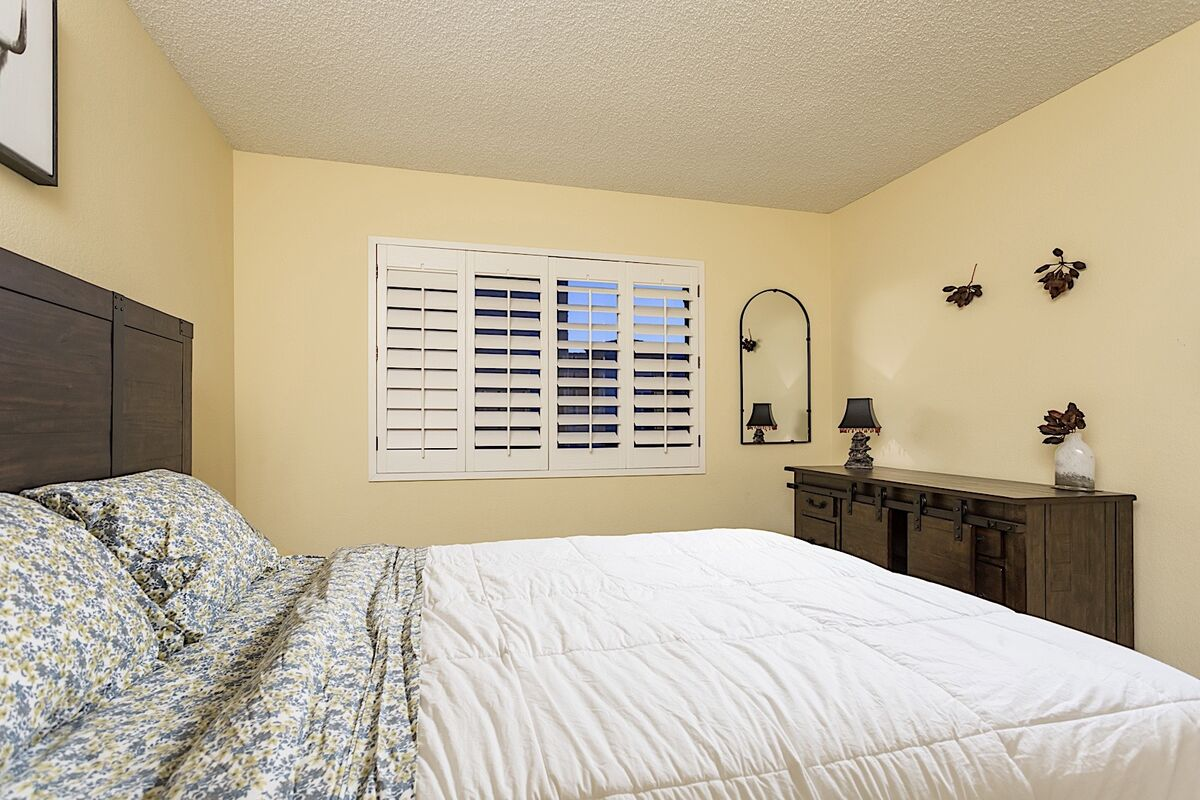 Another Photo of Guest Bedroom #2 - Queen Sized Bed
