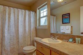 Hall Bath - Upstairs