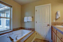 Master Bath - Upstairs