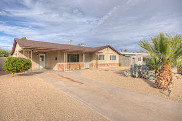 This home is located in a quiet neighborhood with sidewalks for walking to restaurants and other conveniences