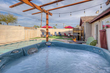 It's your turn to take the plunge and reserve this appealing home away from home!
