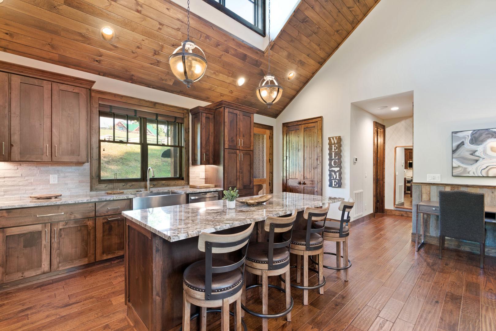 Property Info - Blue Ridge Mountain Rentals