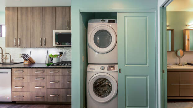 Full Size Washer & Dryer - Heart of Sedona