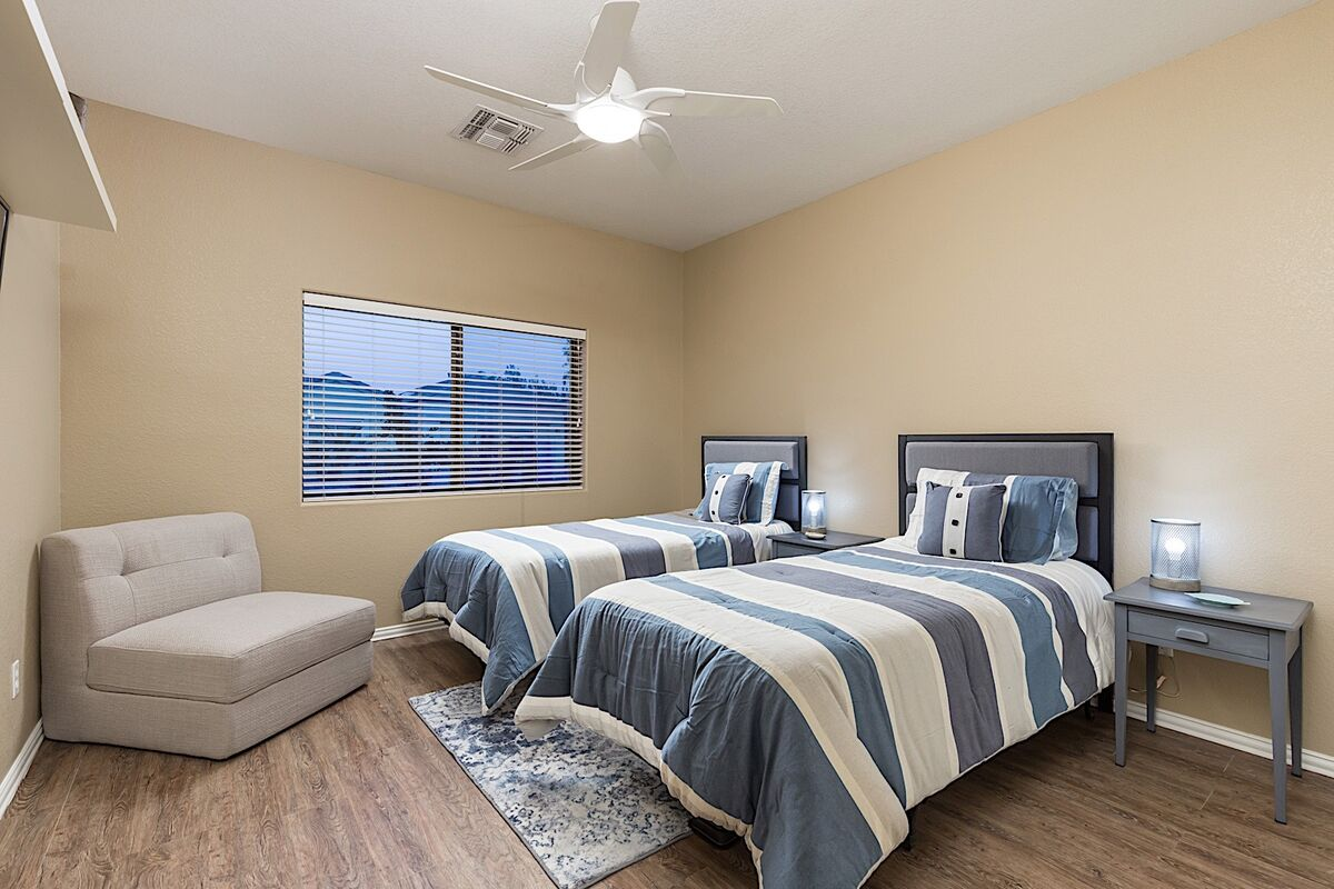 Double to Fun ~ Guest Room