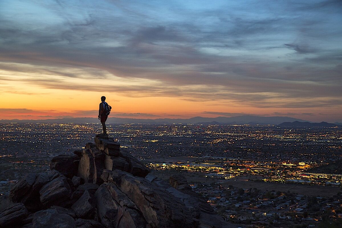 South Mountain Trails