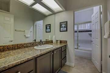 Bathroom 2. Full Bath