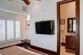 Bedroom #3 - flat screen TV