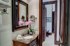 Bathroom #3 - off bedroom 3 and den