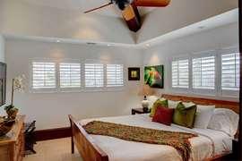 Master bedroom #2 - king bed, dresser