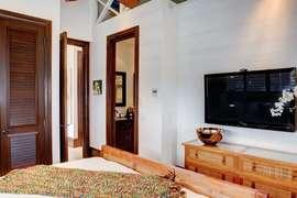 Master bedroom #2 - flat screen TV