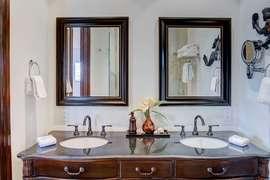 Master bathroom #2 - dual vanity